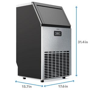 Commercial Ice Maker Machine