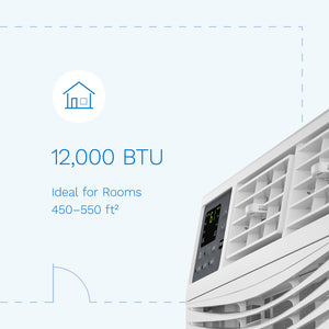 Window Air Conditioner - 12,000 BTU