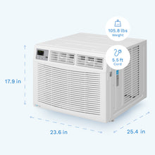 Load image into Gallery viewer, Window Air Conditioner - 15,000 BTU