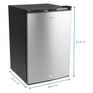 Upright Freezer - 3.0 Cubic Feet
