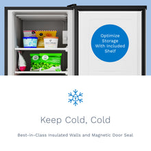 Load image into Gallery viewer, Upright Freezer - 3.0 Cubic Feet