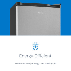 hOme cubic feet upright freezer energy efficient with an estimated cost of $29 yearly