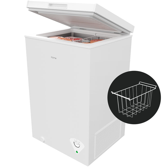 5 Cubic Feet Chest Freezer