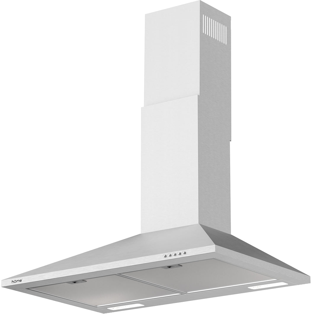 hOmeLabs 30 inches Stainless Steel Wall Mount Range Hood