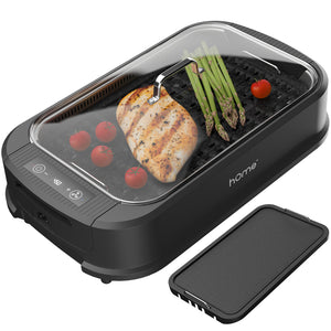 Smokeless Electric Indoor Grill