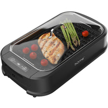 Load image into Gallery viewer, Smokeless Electric Indoor Grill