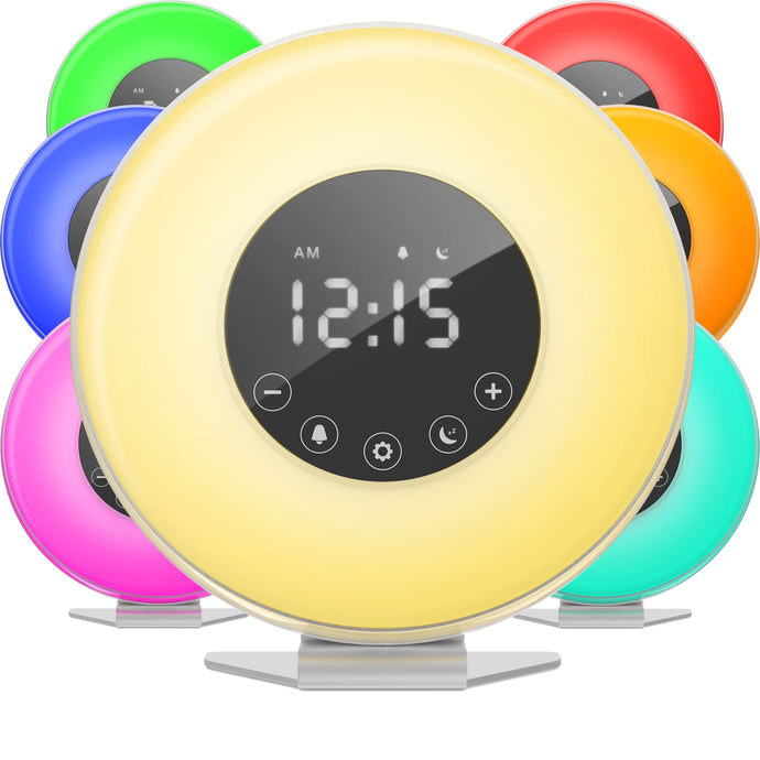 home sunrise alarm clock