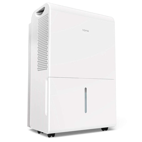 white home 50 pint dehumidifier