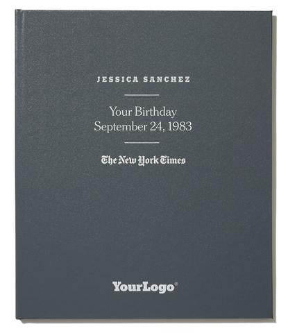 New York Times Corporate Gifts NYTStore