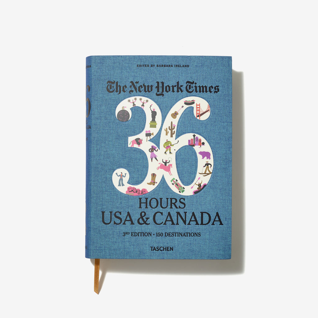 36 Hours: USA & Canada, Third Edition