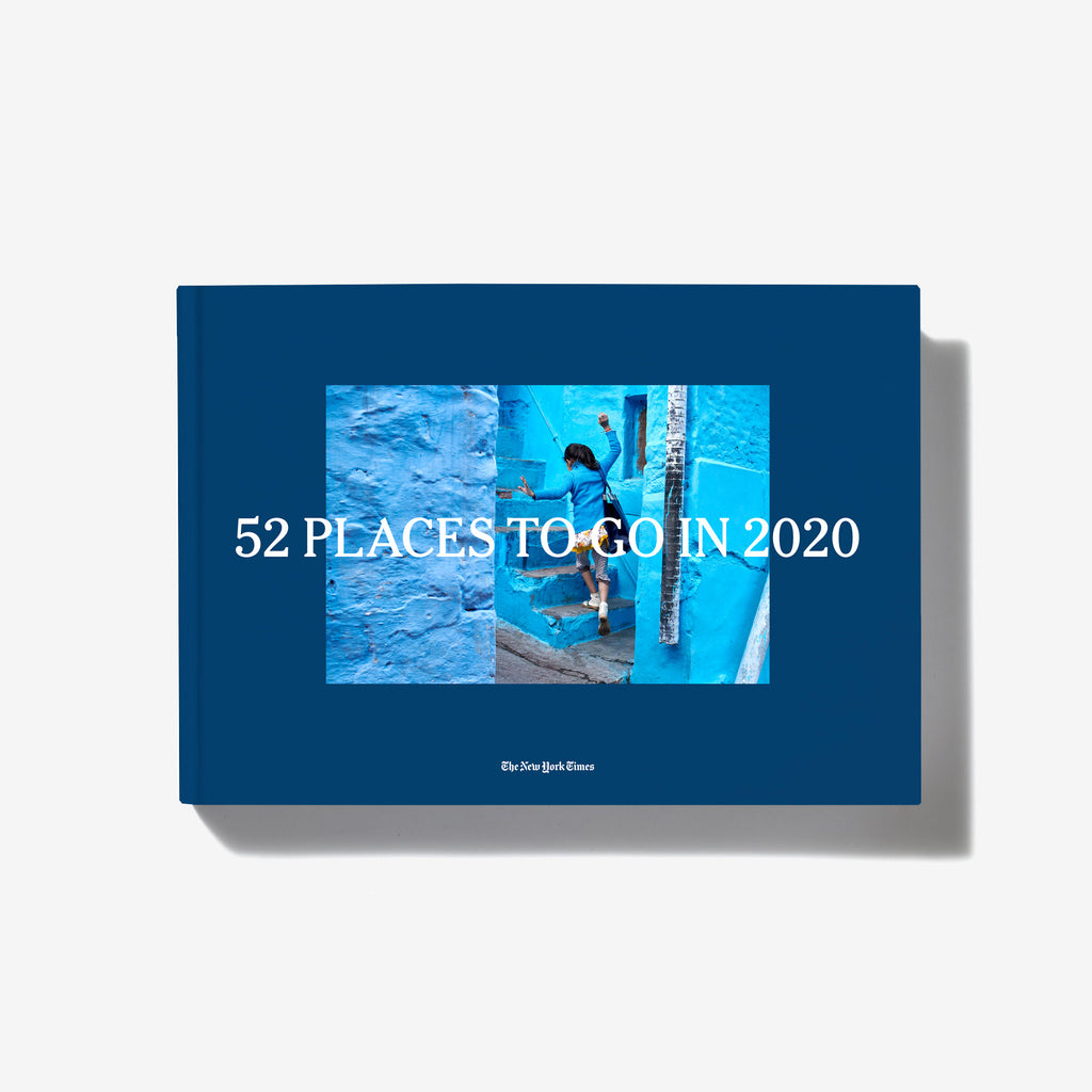 52 Places to Go in 2020