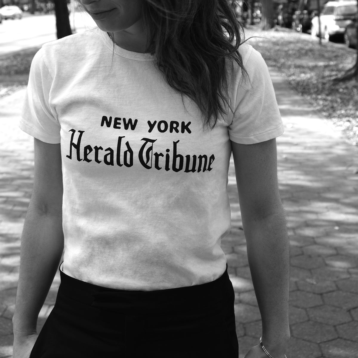 Herald Tribune Shirt