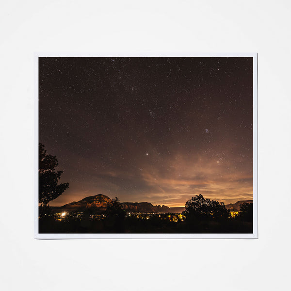 Sedona Night Sky