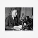 Roosevelt on Radio