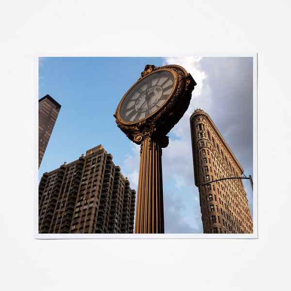 Madison Square Clock