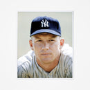 Mickey Mantle Portrait