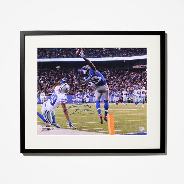 Odell Beckham Signed Photo