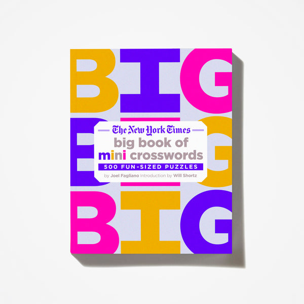 Big Book of Mini Crosswords