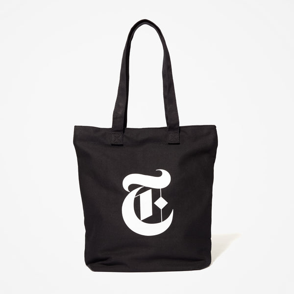 Black Carryall Bag