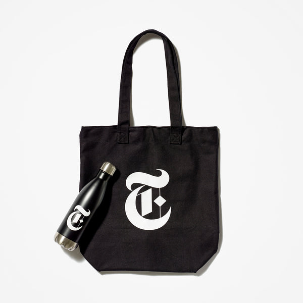Carryall Bag With Water Bottle