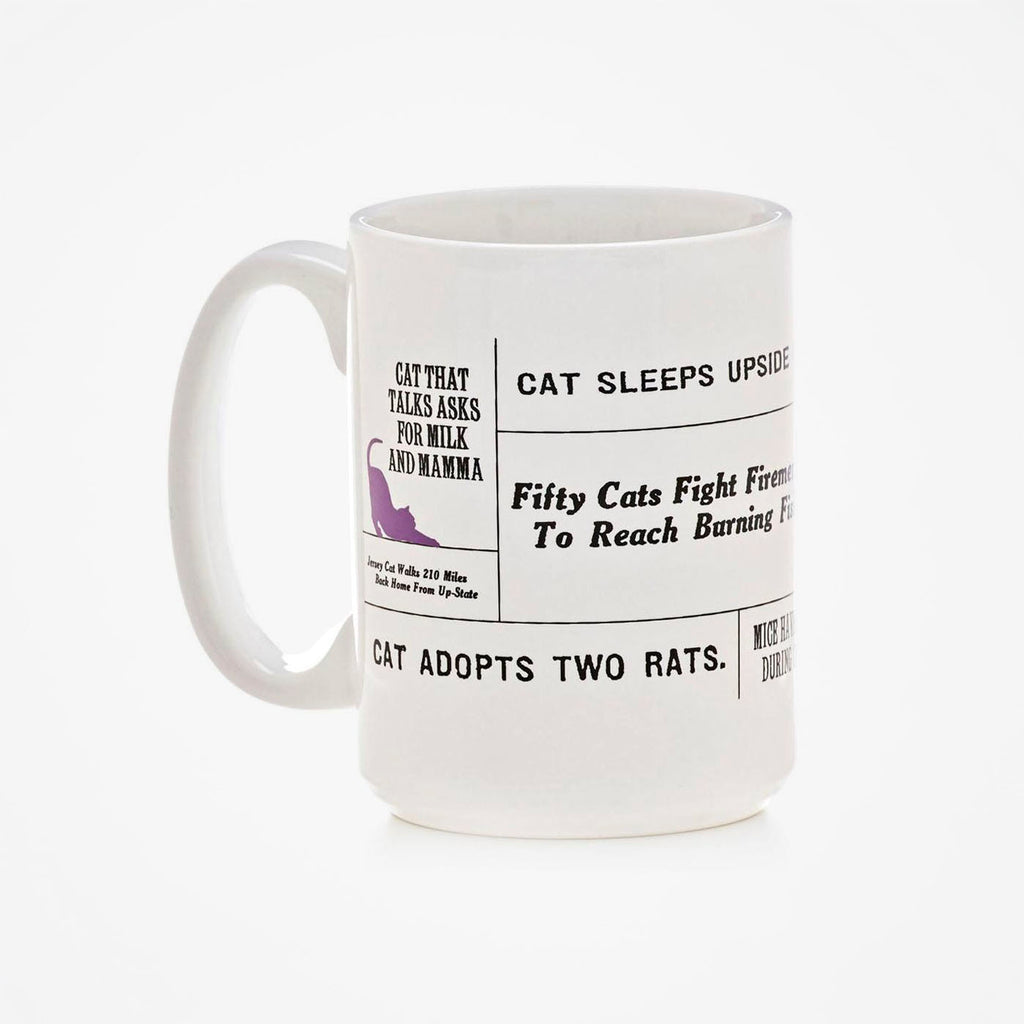 Cats of The Times Mug