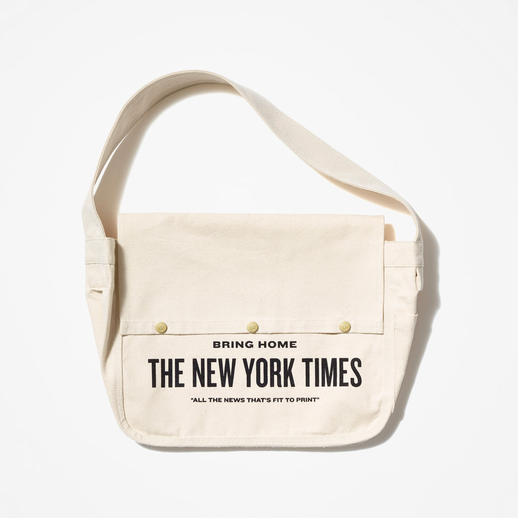 Newsie Messenger Bag