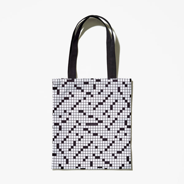 Crossword Tote Bag