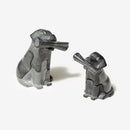 Dog With Newspaper 3D Puzzle