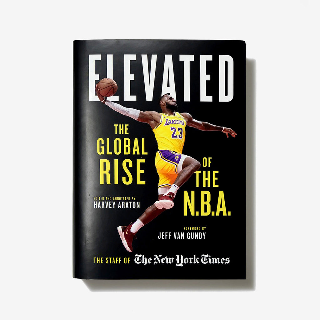 Elevated: The Global Rise of the N.B.A.