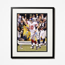 Eli Manning Signed Photo
