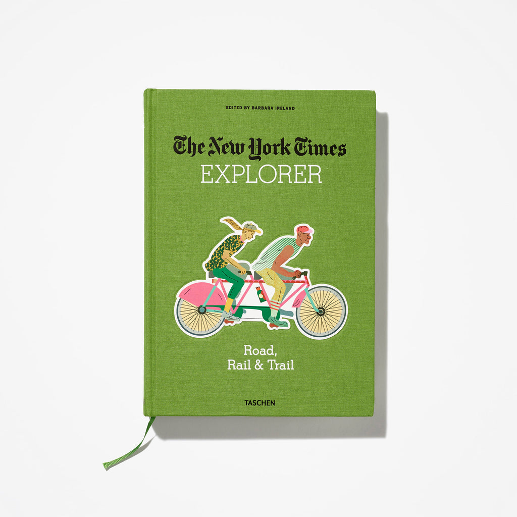 Explorer: Road, Rail & Trails
