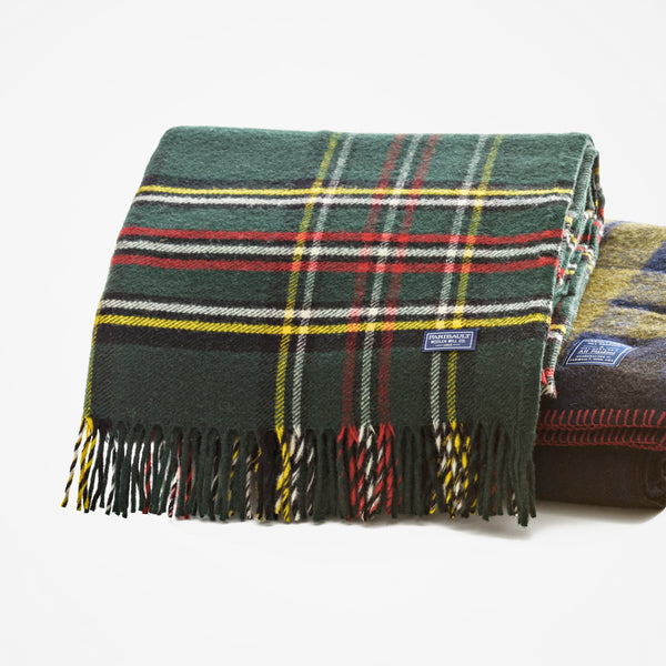 Faribault Wool Throws