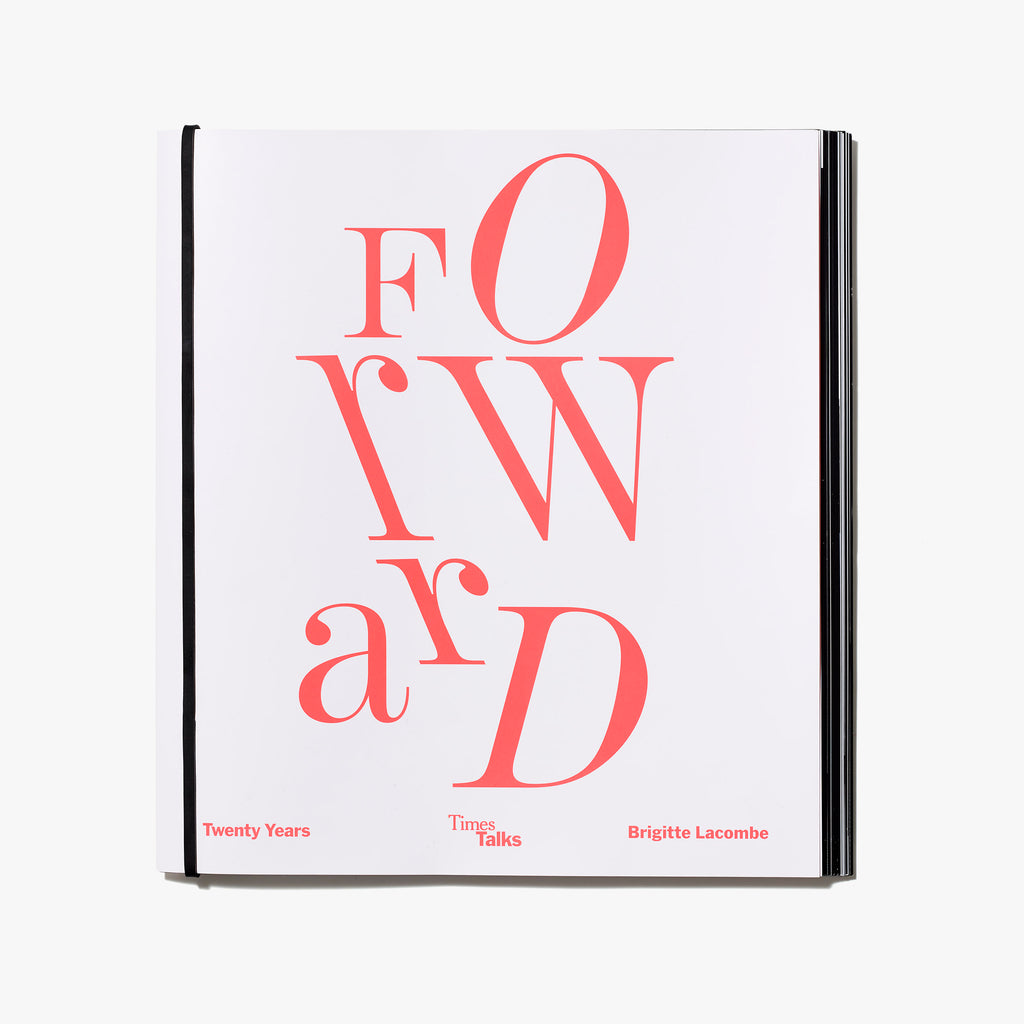 Forward: Twenty Years of TimesTalks