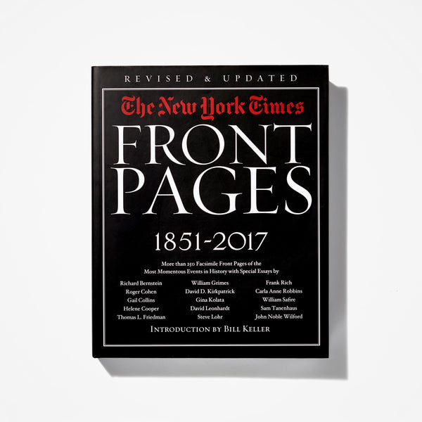 Front Pages (1851 - 2017)