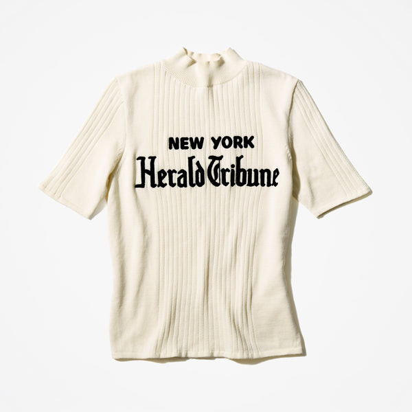 Women's Herald Tribune Knit Shirt