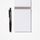 Times Journeys Pen and Notepad Set