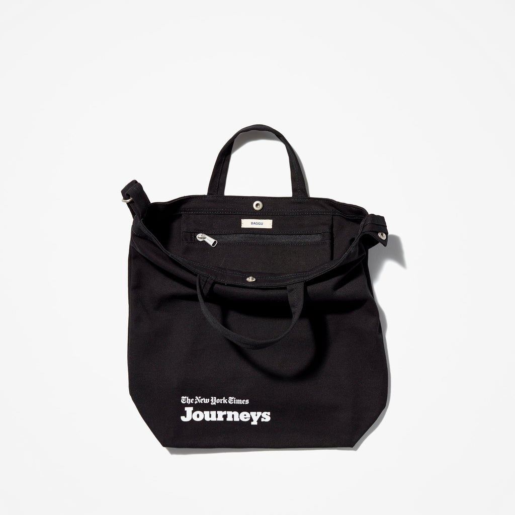 Times Journeys Tote Bag