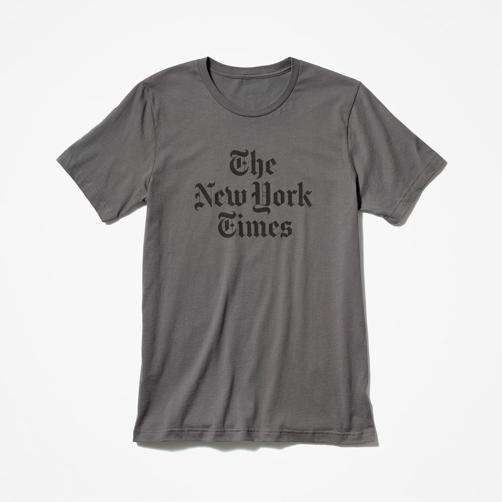 de73a091f6 New York Times Men s Logo T-Shirt – NYTStore