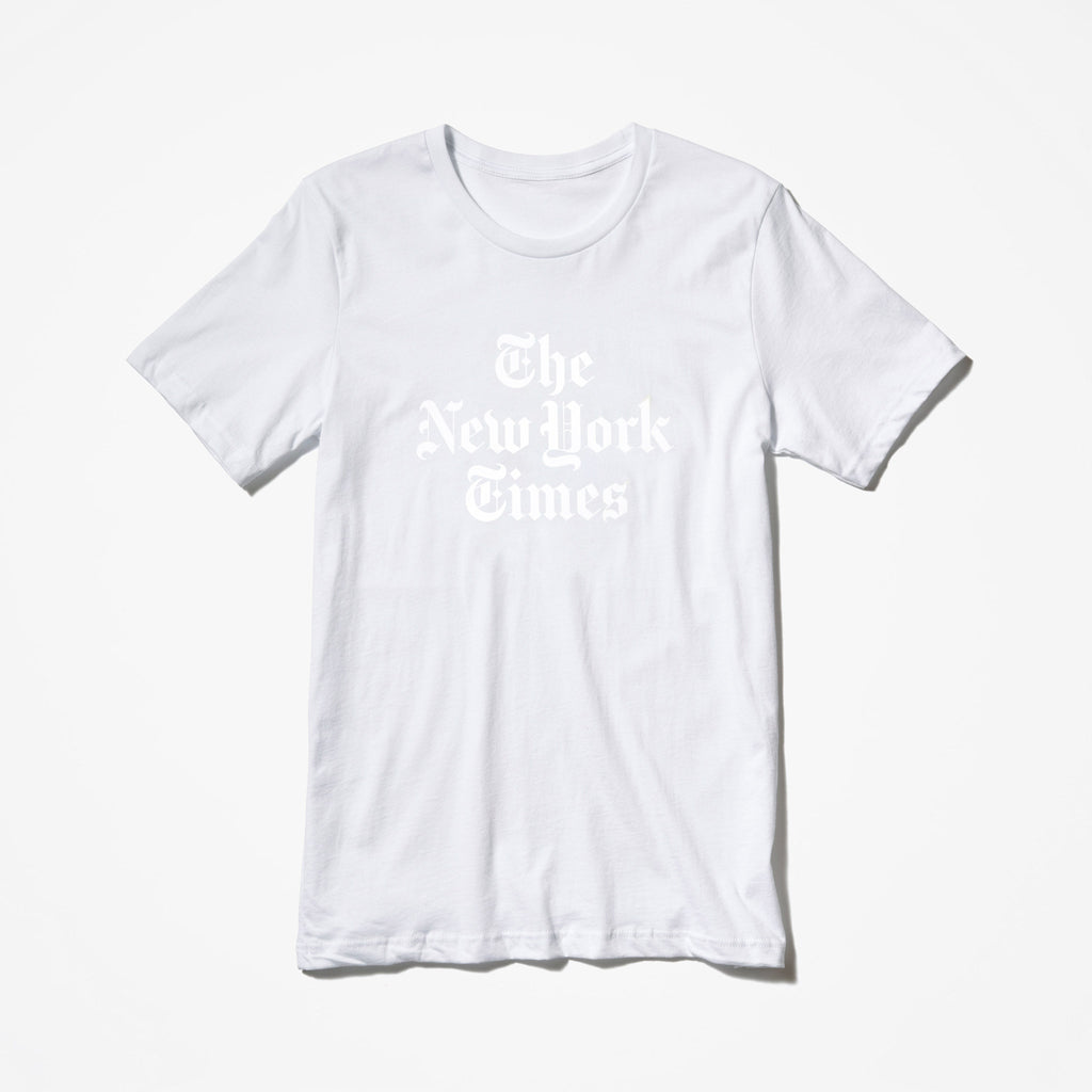 0894714f6bc7 New York Times Men s Logo T-Shirt – NYTStore