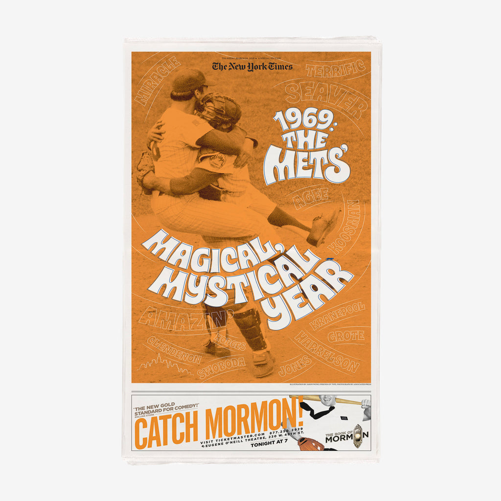 1969: The Mets' Magical, Mystical Year