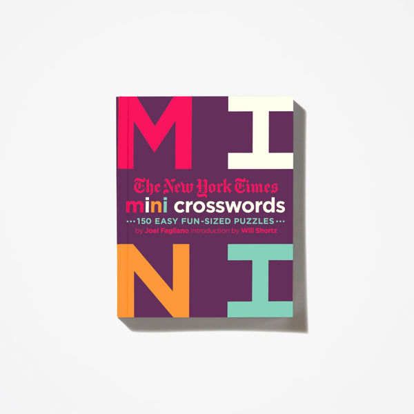 Mini Crosswords Vol. 2