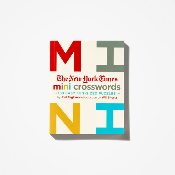 Mini Crosswords Vol. 1
