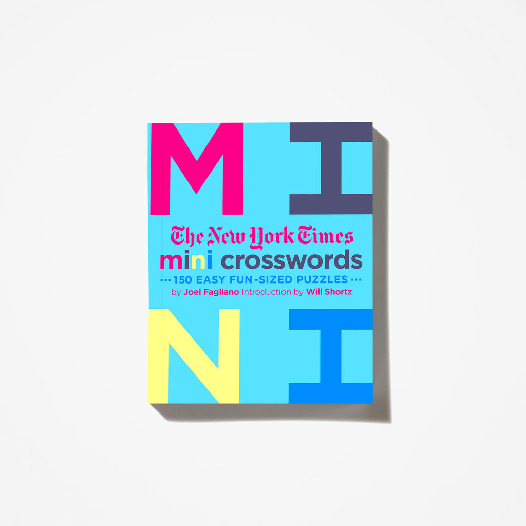 Mini Crosswords Vol. 3