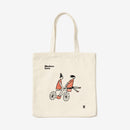 Modern Love Tote Bag