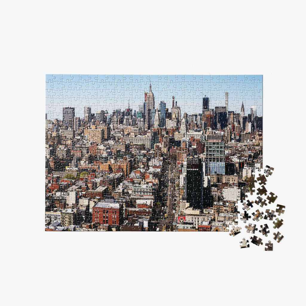 New York City Travel Puzzle