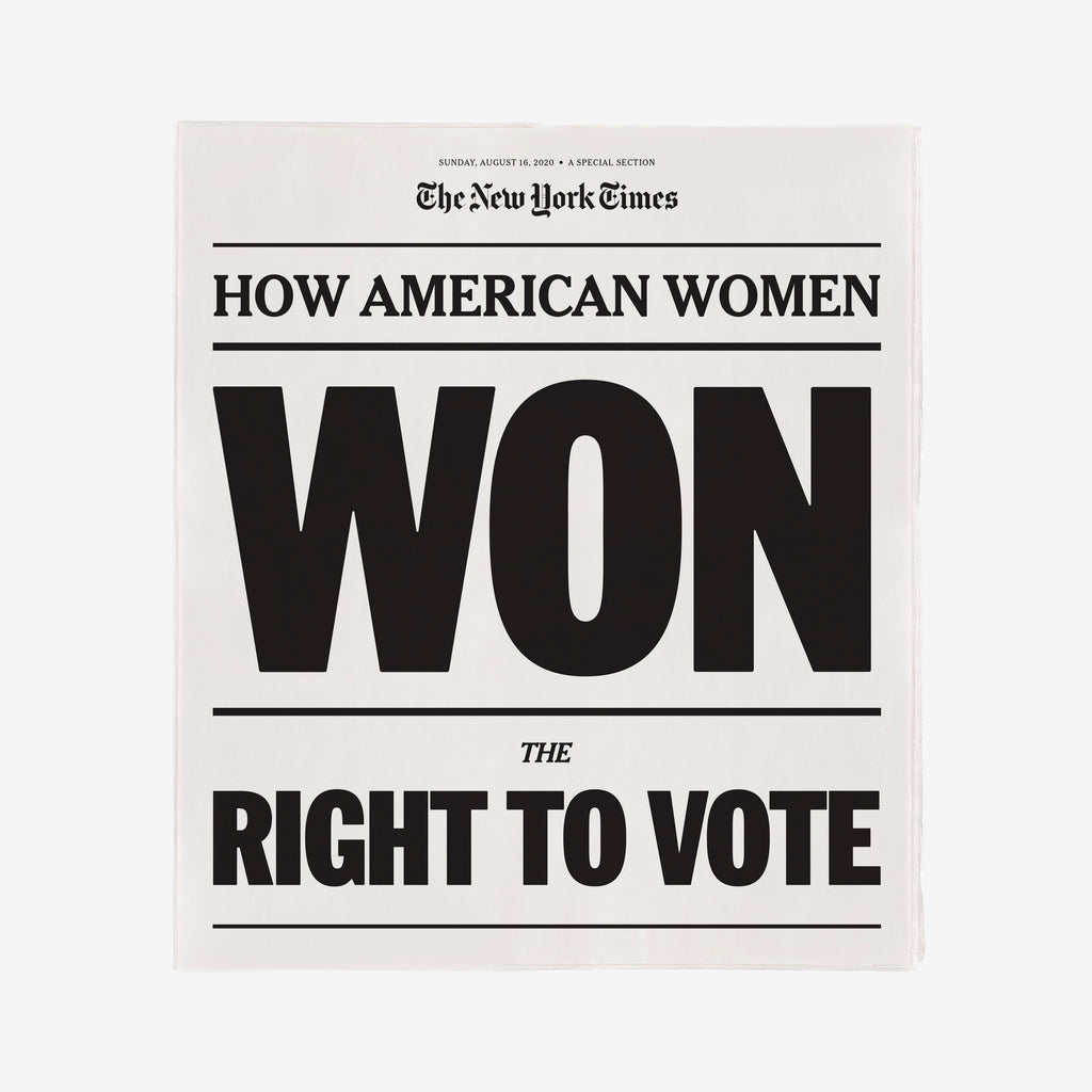 Women's Suffrage at 100