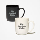 Set of 2 Stacked Logo Mugs