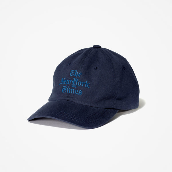 Stacked Logo Baseball Cap