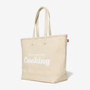 Cooking Canvas Tote Bag