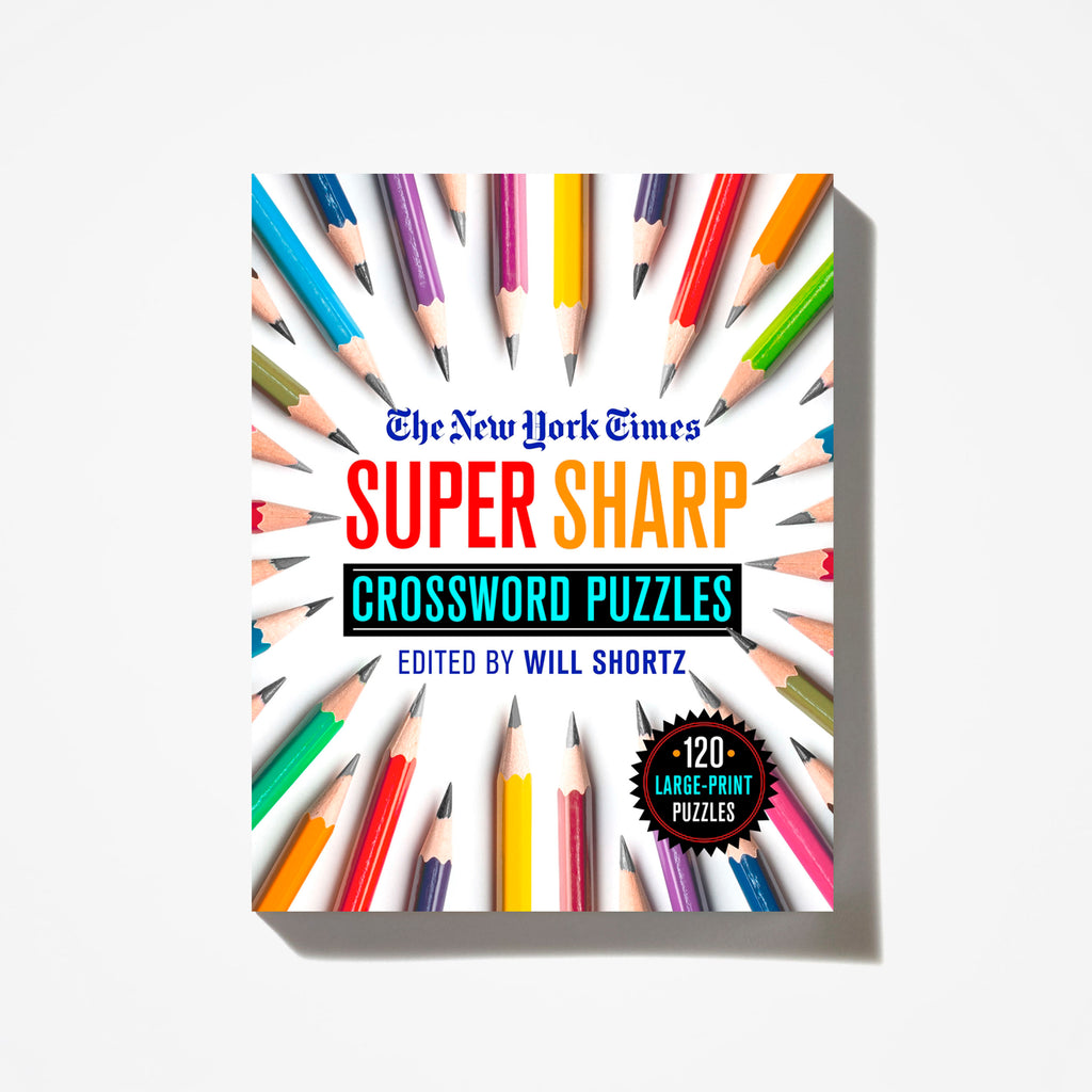 Super Sharp Crosswords